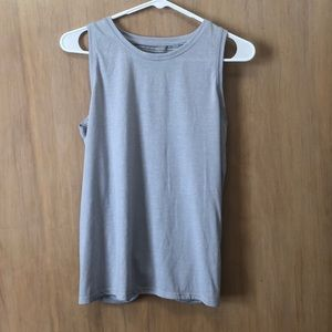 Women's grey Old Navy tank top